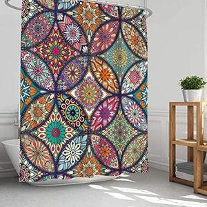 NWT Bohemian Shower Curtain